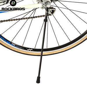 ROCKBROS Carbon Fiber Bicycle Kickstand Antiskid Quick Release Bike Foot Stand