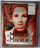 New MIRROR MIRROR - NEW BLU-RAY w/ LENTICULAR CARD + Digital Copy - SEALED