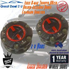 Holden Jackaroo ABS Wheel Bearing Hubs Isuzu D-max Trooper KB250 Rodeo Colorado