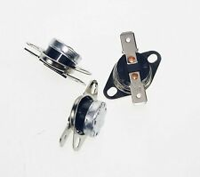 3PCS KSD301 NO 60 Celsius Button Temperature Switch Senser Thermostat Controllor