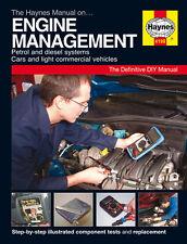 Haynes Manual de bricolaje de sistemas de gestión del motor Gasolina & Diesel 4199 Nuevo