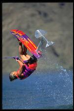 370038 Air Chair Flip Lake Mead Nevada A4 Photo Print