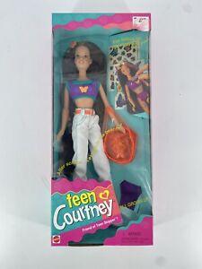 Vintage 1996 Mattel Barbie Teen Courtney Friend of Teen Skipper, NRFB- Fast Ship