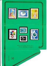 PERSIEN / I RAN  seltenes Ministerbuch 1984 Washington UPU Kongress Gastgeschenk