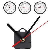 Ensemble mécanisme mouvement horloge murale à quartz silencieux réparation kit