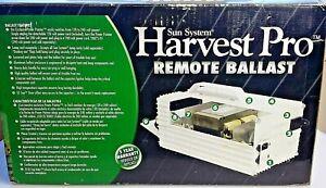 Sun System Harvest Pro Ballast 1000w  High Pressure Sodium Switchable 120v 240v