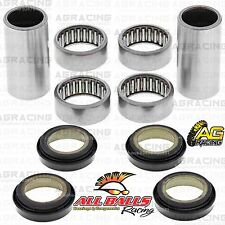 All Balls Swing Arm Bearings & Seals Kit For Kawasaki KX 125 1992-1993 92-93