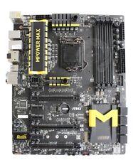 For MSI Z97 MPOWER MAX AC Desktop Motherboard&I/O Sheild Intel Z97 LGA1150
