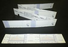 NEW Old Stock Lot of 20 1997 COLORADO ROCKIES COORS FIELD Blank Tickets ORIGINAL