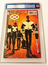 NEW X-MEN #114 CGC NM+ 9.6 Old Blue Label 1st Cassandra Nova 2001 Grant Morrison