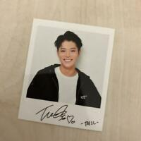 NCT 127 TAEIL Japan 1st Full Album Awaken Official Limited Photo Card Poraroid