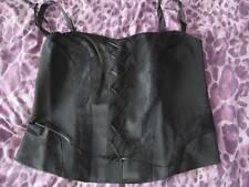 BNWT Size 16 Black Corset