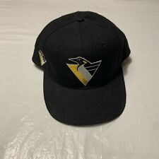 Nhl Pittsburgh Penguins American Needle Vintage Snapback Hat Cap