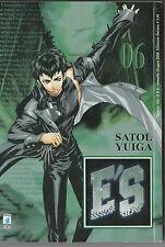 Italian edition E'S VOL 6 SATOL YUIGA anime manga comic book