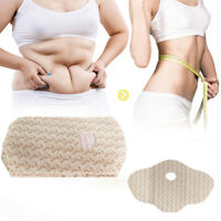 5/10PCS Extra Strong Patches Fat Burner Slimming Patch Belly Weight Loss Useful