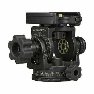 Acratech Panoramic Tilt Head Photography DSLR Quick Release 25 Lbs Load Capacity