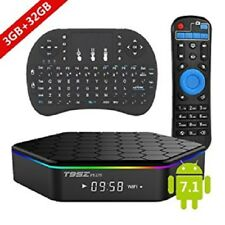 T95Z Plus S912 3GB 32GB Android 7.1 TV Box OctaCore Dual WIFI 4K & Mini Keyboard