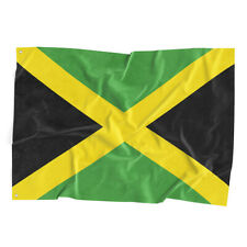 3X5' Feet Jamaica Flag Jamaican Flags Country Banner National Outdoor Indoor New