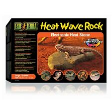 Exo Terra Heat Wave Rock Large Reptile Heating Stone