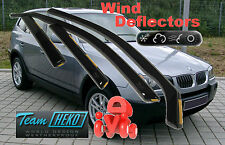 BMW X3 E83  2005 - 2010  5.doors  Wind deflectors 4.pc   HEKO   11134