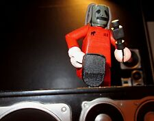 Corey Taylor 3 inch minifigure - handmade OOAK jointed SLIPKNOT figure