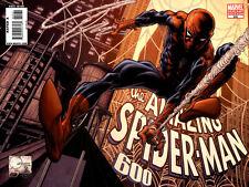 "MARVEL Amazing Spiderman  #600 Variant  Fridge Magnet 4""x6""  Decor"