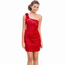 Party/Cocktail One Shoulder Draped Dresses for Women