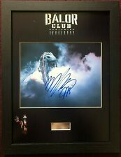 More details for finn balor   **hand signed**  mounted / framed 16x12 display ~ autographed ~ wwe