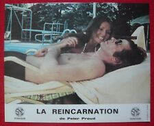 16 photos du film La réincarnation de Peter Proud (1974)