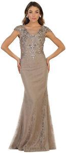 SALE ! SPECIAL OCCASION PROM FORMAL PARTY GOWN EVENING RED CARPET MERMAID DRESS
