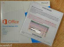 MS OFFICE 2013 Home & Business | Dauerlizenz | multilingual | 1 PC | priv/gewerb