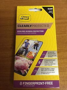 2 x OtterBox iPhone 6S & 6 Anti-Smudge High-Res Screen Protector/Overlay/Guard