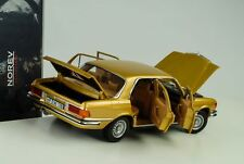 1:18 Mercedes-Benz 450 SEL 6.9 W116 1976 1980 gold metallic Norev