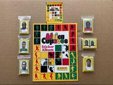 Africa Cup 2008 - Panini Album COMPLETE