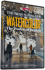 Watercolor: The Power of Design with Thomas W. Schaller - Art Education DVD