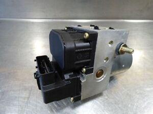 Porsche Boxster 986 2,7 Hydraulikblock ABS Steuergerät 99635575504