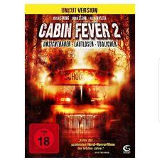 Cabin Fever 2 - DVD - NEU