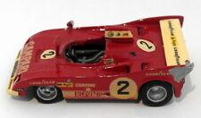 John Day 1/43 Scale White Metal  - 1973 Alfa Romeo 33 TT 12 - Red