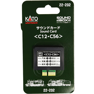 Kato 22-202 Sound Card C12 C56