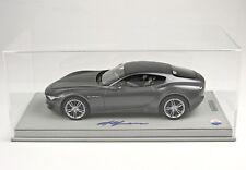 MASERATI ALFIERI 84° Geneve Auto Show 2014 Silver 1/18 Dispay P1891V BBR MODEL