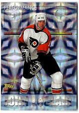 1998-99 Topps Season's Best SB28 JOHN LeCLAIR (ex-mt) Philadelphia Flyers