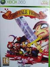 FAIRYTALE FIGHTS. JUEGO PARA XBOX 360. NUEVO, PRECINTADO.