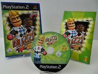 PS2 Playstation 2 - Buzz Das Sport Quiz + Anleitung + OVP