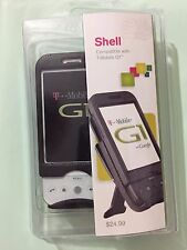 T-Mobile Black Snap-On Cover Case / Belt Clip  for HTC G1 by Body Glove