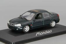 Scale Car 1:43, FORD Mondeo Saloon (1998), dark green