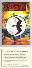 Harbinger Tpb w/Coa Jim Shooter Autograph 1614/2000 (Free Shipping with Bin) *