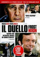 DVD • Il Duello Frost Nixon 5 OSCAR RON HOWARD ITALIANO