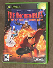 The Incredibles Rise Of The Underminer Original Microsoft Xbox ~ Fast Shipping!