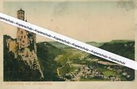 Schloss Lichtenstein - Honauertal - um 1910          W 37-14