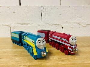 Connor & Caitlin - Thomas & Friends Take n Play Take Along Diecast Metal Trains